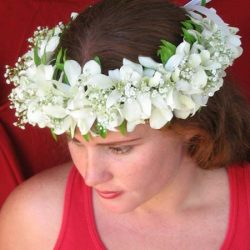 Hawaiian Wedding Leis