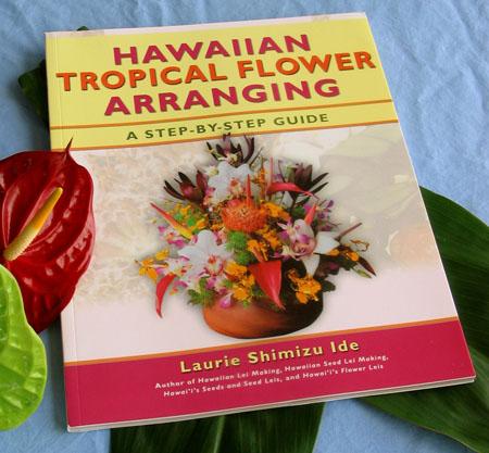 Hawaiian.flower.arranging