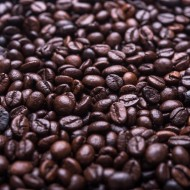 Hawaiian coffee beans