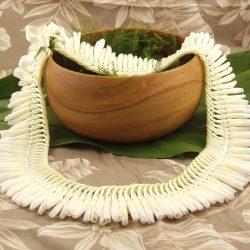 Micronesian ginger lei