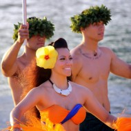 how to have a Hawaiian luau