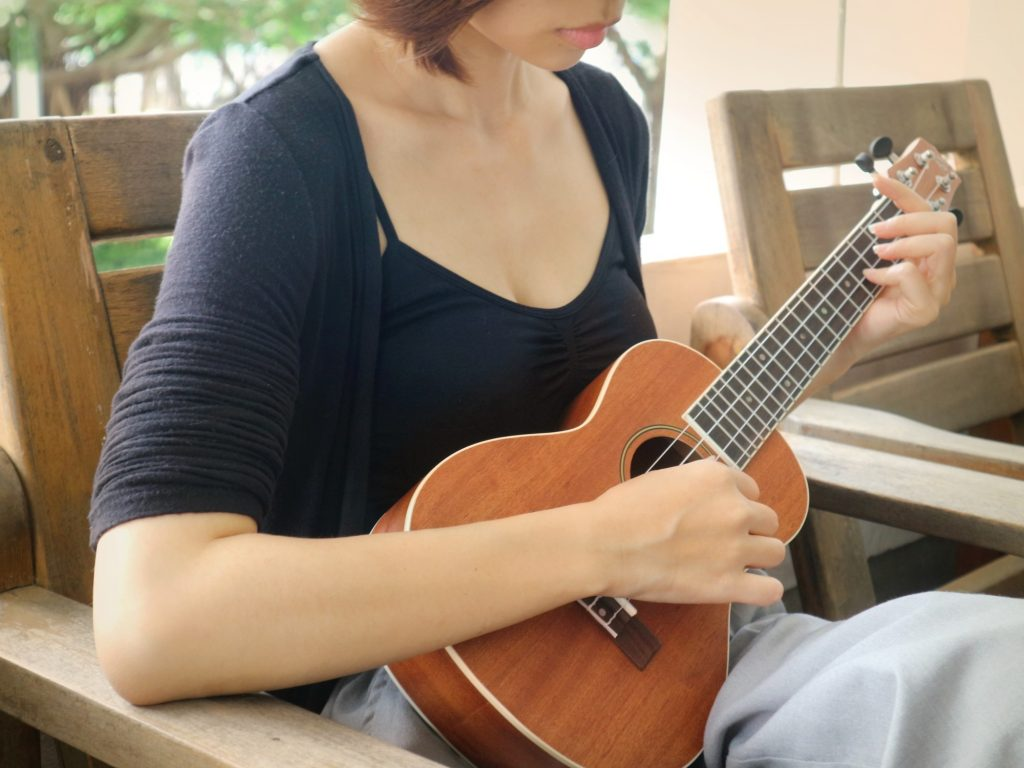 Hawaiian ukulele gifts