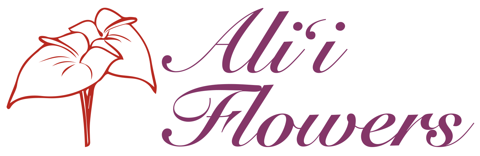 Alii Hawaiian Flowers